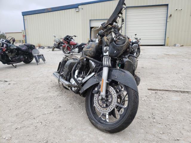 Salvage cars for sale from Copart San Antonio, TX: 2013 Harley-Davidson Flhx Street