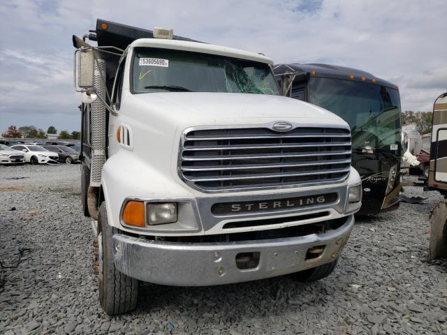 Sterling LT 9500 salvage cars for sale: 2004 Sterling LT 9500