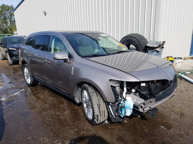 Salvage cars for sale at Harleyville, SC auction: 2019 Lincoln MKT