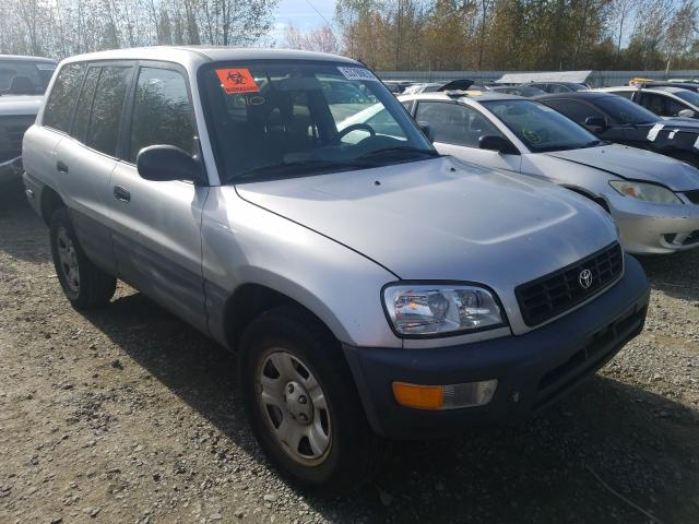 Salvage cars for sale from Copart Arlington, WA: 1998 Toyota Rav4