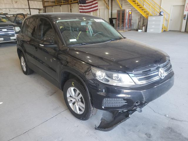 Salvage cars for sale from Copart Reno, NV: 2012 Volkswagen Tiguan S