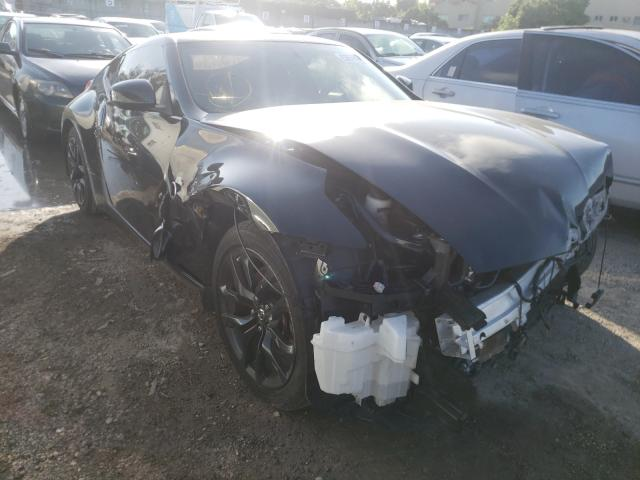 Salvage cars for sale from Copart Opa Locka, FL: 2018 Nissan 370Z Base
