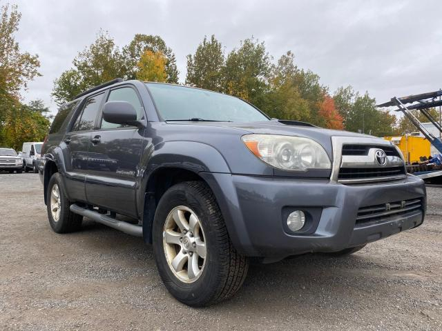 Salvage cars for sale from Copart Mendon, MA: 2009 Toyota 4runner SR