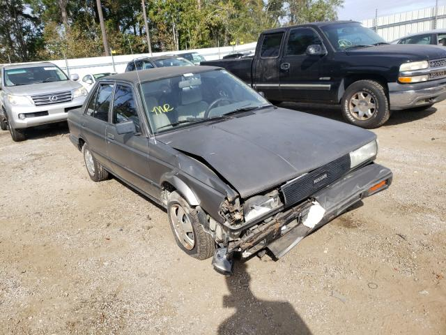 Nissan Sentra salvage cars for sale: 1990 Nissan Sentra