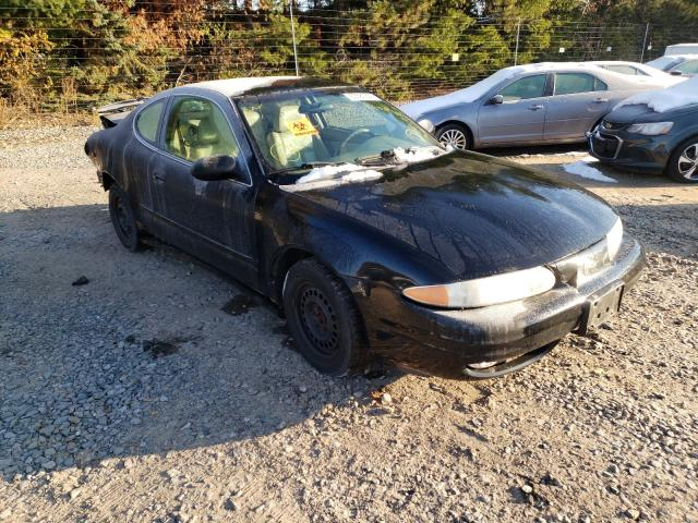 Oldsmobile Alero salvage cars for sale: 2001 Oldsmobile Alero