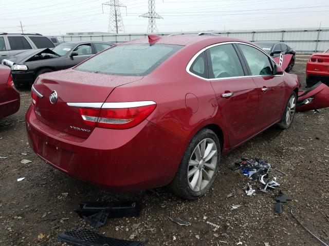 цена в сша 2015 Buick Verano 2.4L 1G4PS5SK9F4219752