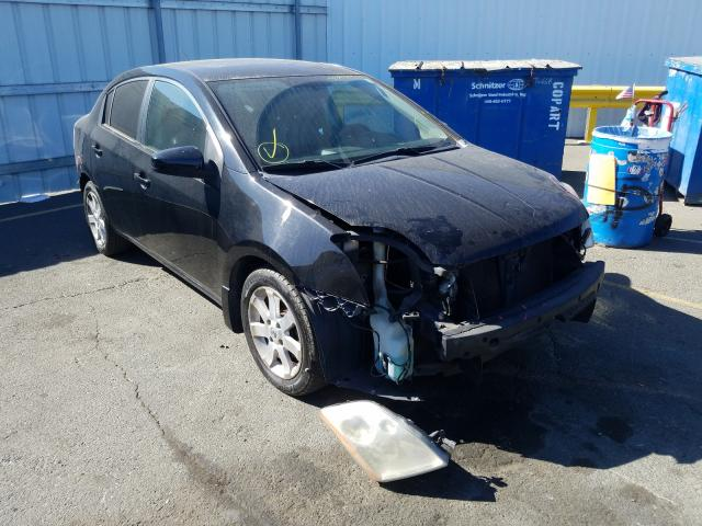 Nissan Sentra salvage cars for sale: 2007 Nissan Sentra