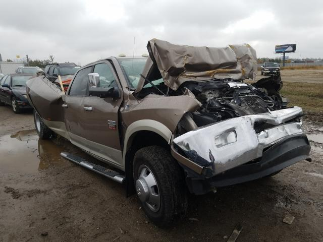 Salvage cars for sale from Copart Moraine, OH: 2010 Dodge RAM 3500