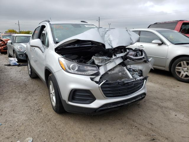 Salvage cars for sale from Copart Indianapolis, IN: 2017 Chevrolet Trax 1LT