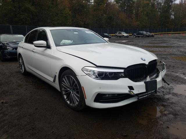 BMW 530XE salvage cars for sale: 2018 BMW 530XE