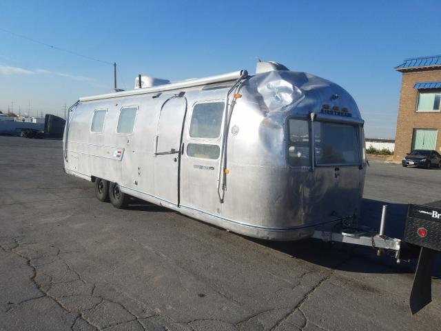 Airstream salvage cars for sale: 1971 Airstream Travel Trailer