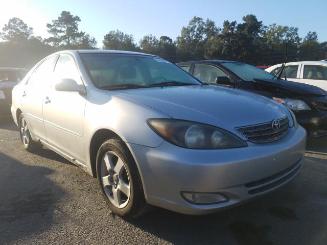 Salvage cars for sale from Copart Savannah, GA: 2002 Toyota Camry LE