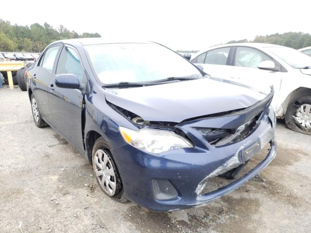 Salvage cars for sale from Copart Shreveport, LA: 2013 Toyota Corolla BA