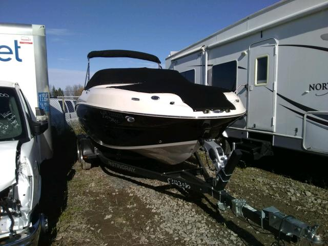 Stingray salvage cars for sale: 2020 Stingray Boat