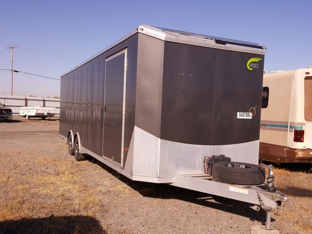 NEO Trailer salvage cars for sale: 2020 NEO Trailer