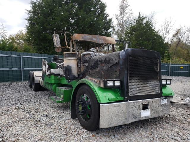 Peterbilt 379 salvage cars for sale: 2007 Peterbilt 379