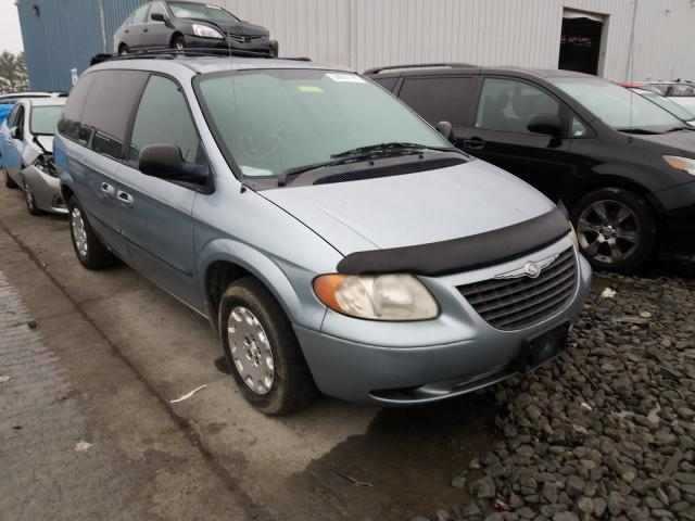 Chrysler Town & Country salvage cars for sale: 2004 Chrysler Town & Country