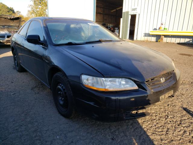 Salvage cars for sale from Copart Portland, OR: 2000 Honda Accord EX