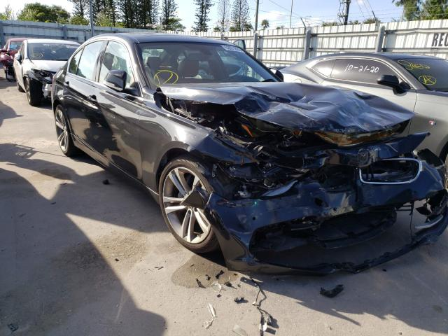 BMW Vehiculos salvage en venta: 2016 BMW 340 XI