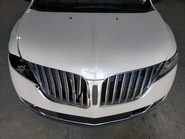 2013 Lincoln MKX   Vin: 2LMDJ6JK4DBL22663