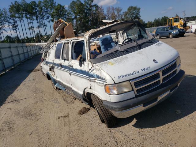 Dodge Vehiculos salvage en venta: 1996 Dodge RAM Van B3