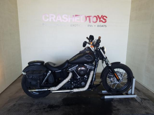 Salvage cars for sale from Copart China Grove, NC: 2014 Harley-Davidson Fxdb Dyna