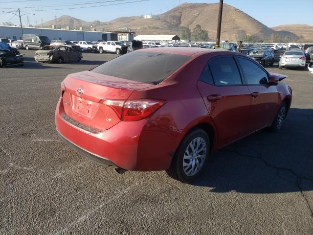 цена в сша 2019 Toyota Corolla L 1.8L 5YFBURHE4KP916805