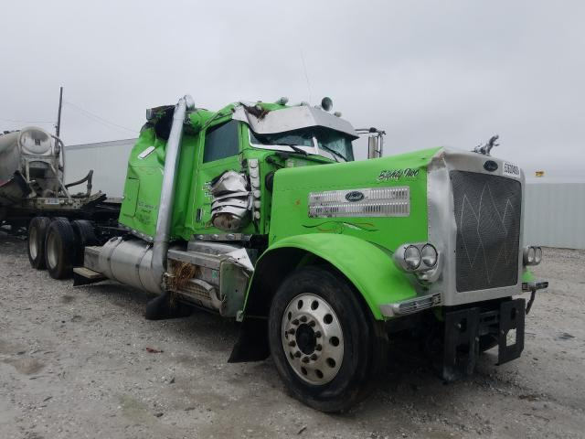 Peterbilt 389 salvage cars for sale: 2017 Peterbilt 389