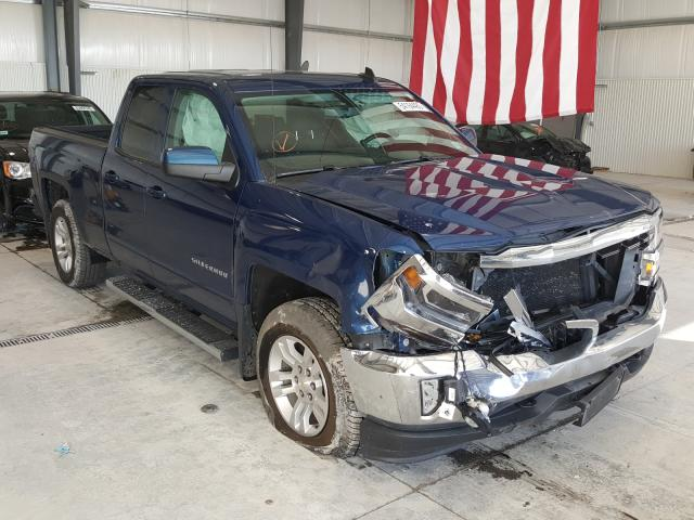 Salvage cars for sale from Copart Greenwood, NE: 2016 Chevrolet Silverado