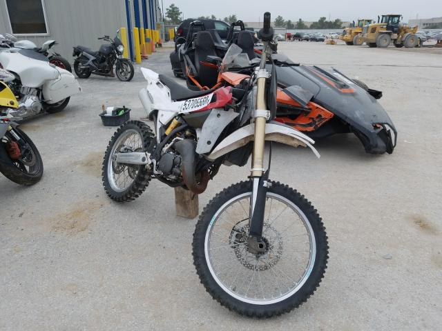 Husqvarna salvage cars for sale: 2006 Husqvarna CR 125