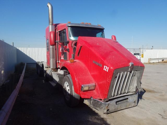 Salvage cars for sale from Copart Magna, UT: 2012 Kenworth Construction