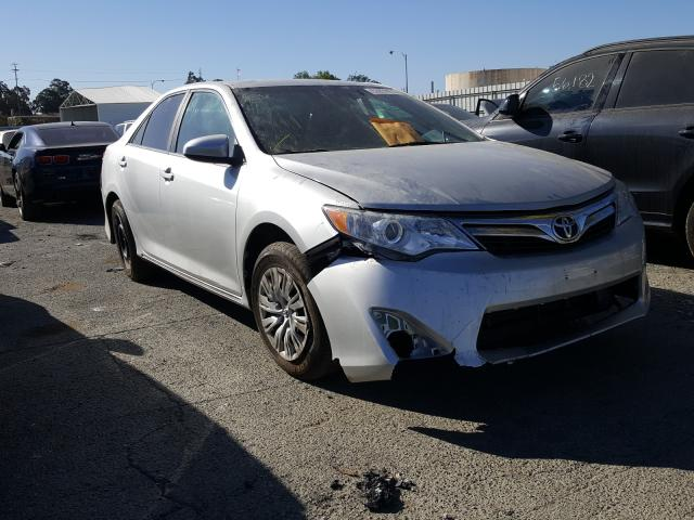Salvage cars for sale from Copart Martinez, CA: 2013 Toyota Camry L