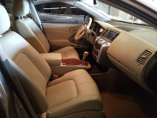 пригнать из сша 2010 Nissan Murano S 3.5L JN8AZ1MW8AW134627