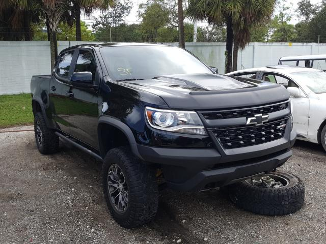 2018 CHEVROLET COLORADO Z 1GCGTEEN2J1279700