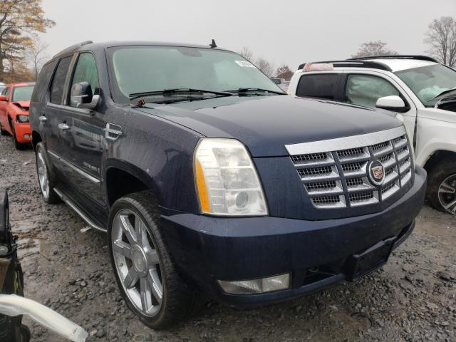 Salvage cars for sale from Copart Ebensburg, PA: 2007 Cadillac Escalade