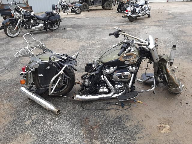 Salvage motorcycles for sale at Conway, AR auction: 2018 Harley-Davidson Flhr Road