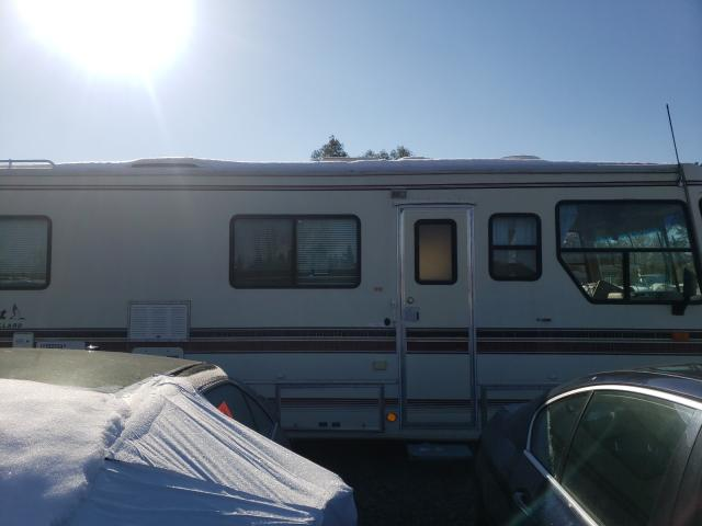 Salvage cars for sale from Copart Blaine, MN: 1990 Mallard Motorhome