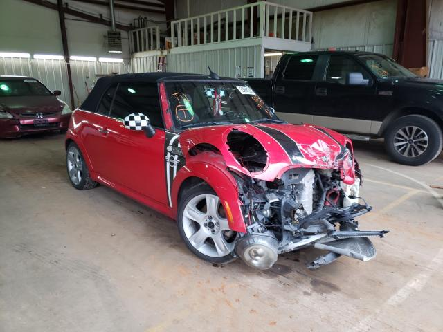 Mini salvage cars for sale: 2010 Mini Cooper