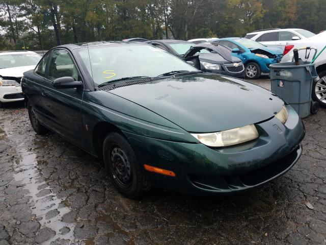 Vehiculos salvage en venta de Copart Austell, GA: 1997 Saturn SC1