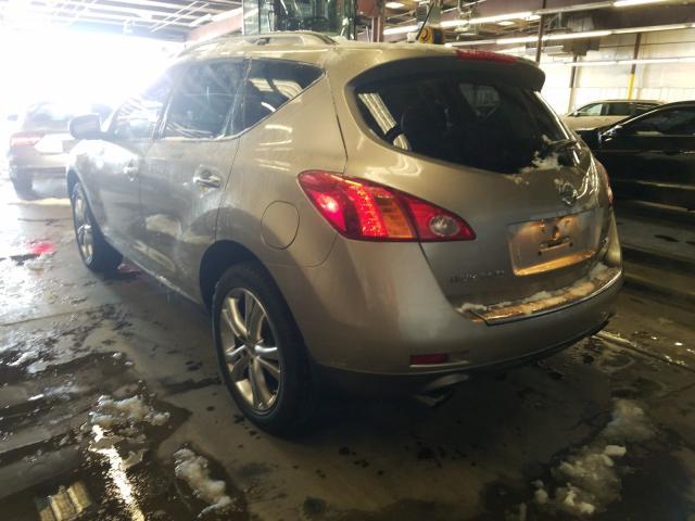 купить 2010 Nissan Murano S 3.5L JN8AZ1MW8AW134627