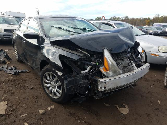 Salvage cars for sale from Copart Marlboro, NY: 2014 Nissan Altima 2.5