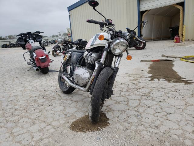 Vehiculos salvage en venta de Copart San Antonio, TX: 2020 Royal Enfield Motors INT 650