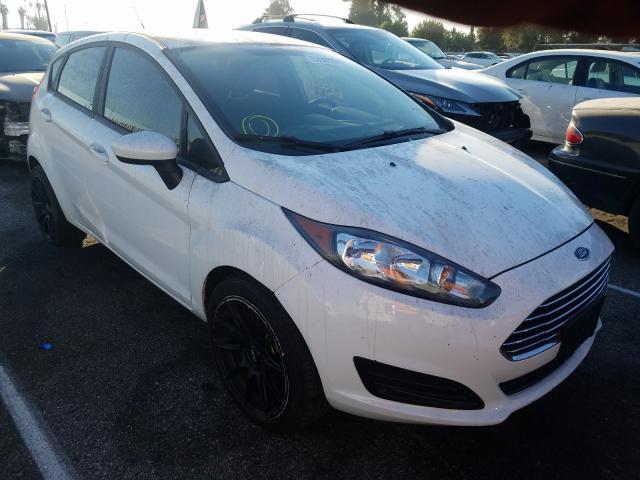 Vehiculos salvage en venta de Copart Van Nuys, CA: 2017 Ford Fiesta SE