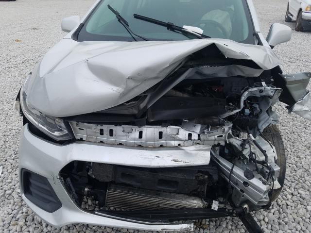 KL7CJKSB0HB237184 2017 Chevrolet Trax Ls 1.4L