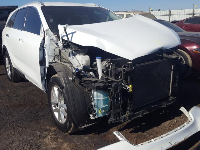 Salvage cars for sale from Copart San Martin, CA: 2016 KIA Sorento LX