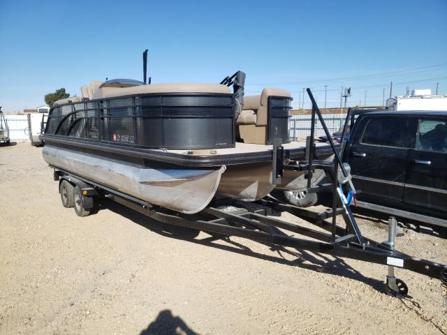 Salvage 2018 Bennche BOAT for sale