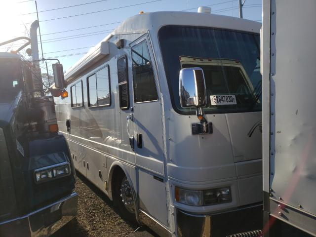 Spartan Motors Motorhome salvage cars for sale: 2000 Spartan Motors Motorhome