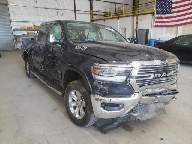 Salvage cars for sale from Copart Reno, NV: 2019 Dodge 1500 Laram