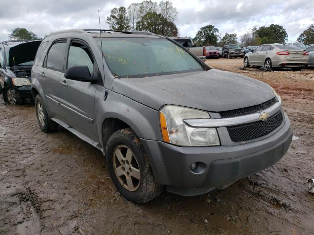 Vehiculos salvage en venta de Copart China Grove, NC: 2005 Chevrolet Equinox