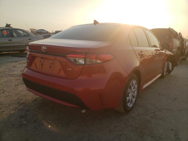 цена в сша 2020 Toyota Corolla Le 1.8L 5YFEPRAE9LP128781